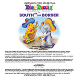 South Of The Border - Paperback Book - DinoBuddies
