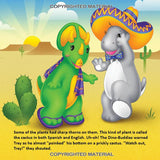 South Of The Border - Read-Along Music CD - DinoBuddies