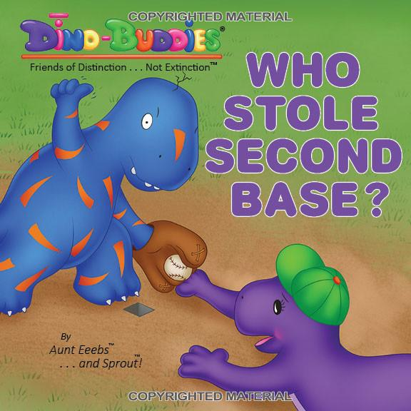 Who Stole Second Base? - Paperback Book
