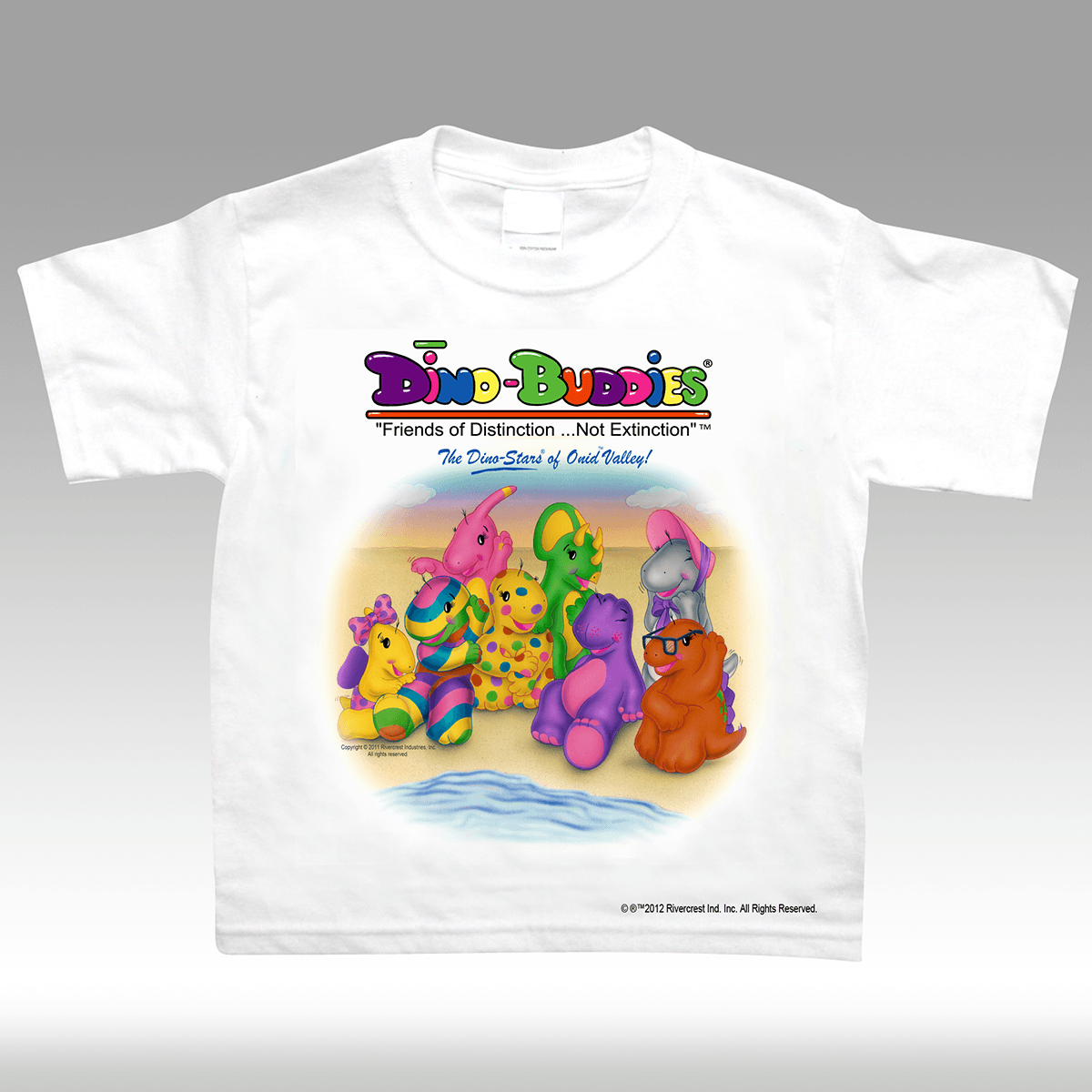 T-Shirt - Beach Wave - DinoBuddies