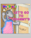 Dino-Buddies Book 04 - Let's Go To Grammy's