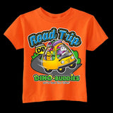 T-Shirt - Dino-Bus Road Trip w/Pap! - DinoBuddies