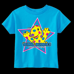 T-Shirt - Rollo Star Power - DinoBuddies