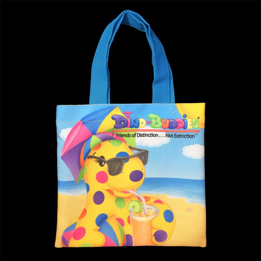 Tote Bags - Hit The Beach! - Blue
