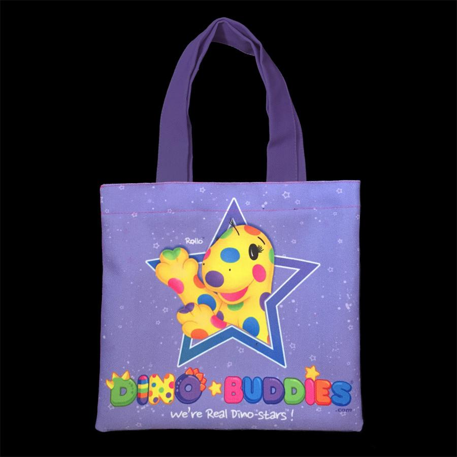 Tote Bags - Rollo Star Power - Purple