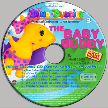 The Baby Buddy - Read-Along Music CD