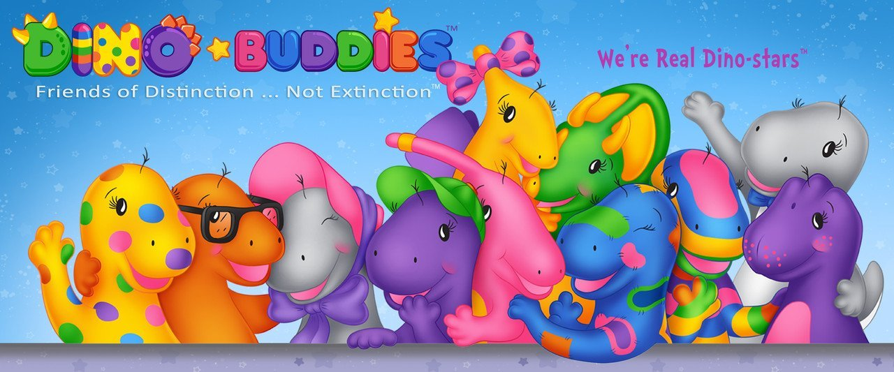 Dino-Buddies® (Rivercrest Industries, Inc.)