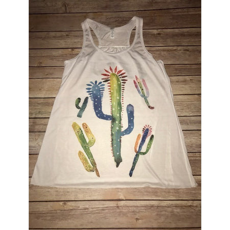 Killing My Liver on White Racerback Tank Top (Fits True to Size)