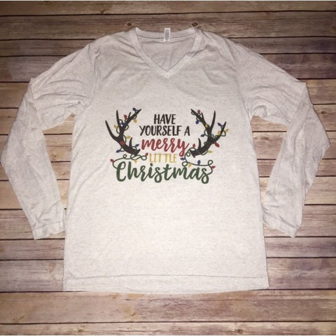 Have Yourself a Merry Little Christmas (Fits True to Size)