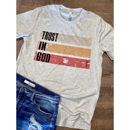 I Am A Child Of God on Black Sleeve Raglan (Fits True to Size)
