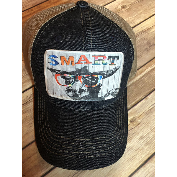 Smart Ass Trucker Cap