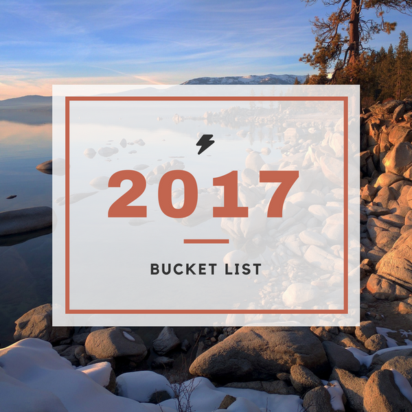 My Travel Bucket List for the New Year