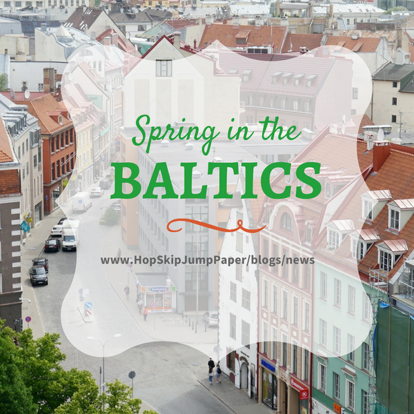 Why You Should Spend Spring in The Baltics