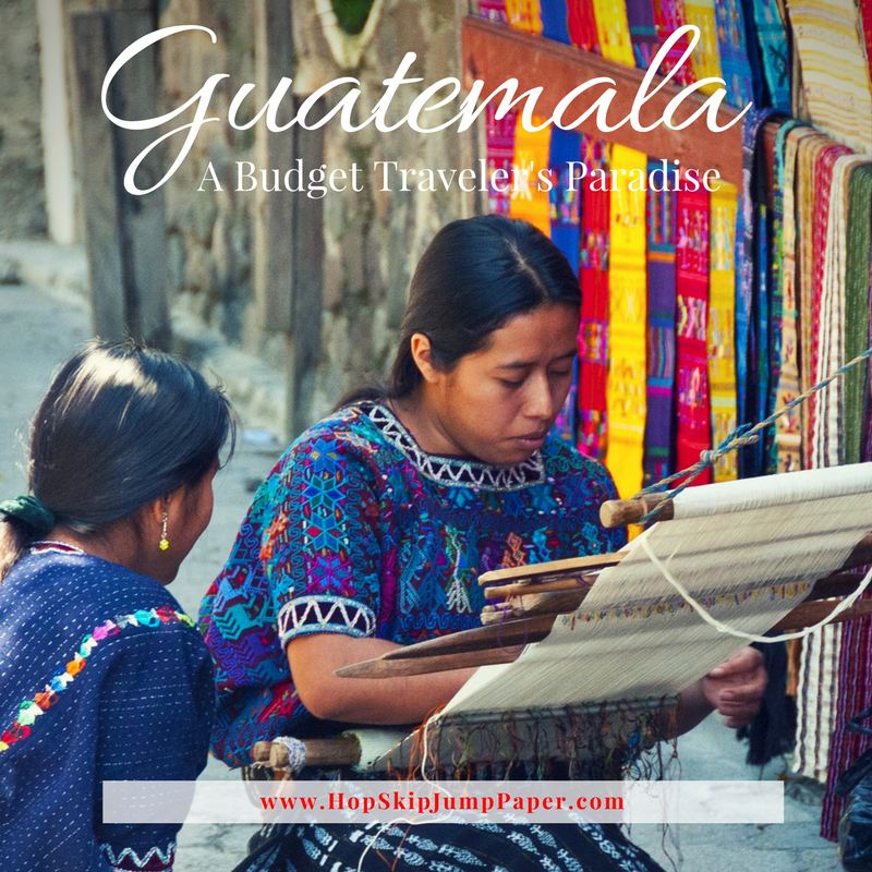 Guatemala Central America, honeymoon travel blog destinations tips and photography at Hop Skip Jump Paper
