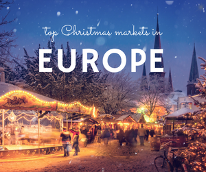 Where to Find Some of Europe's Best Christmas Markets This Winter