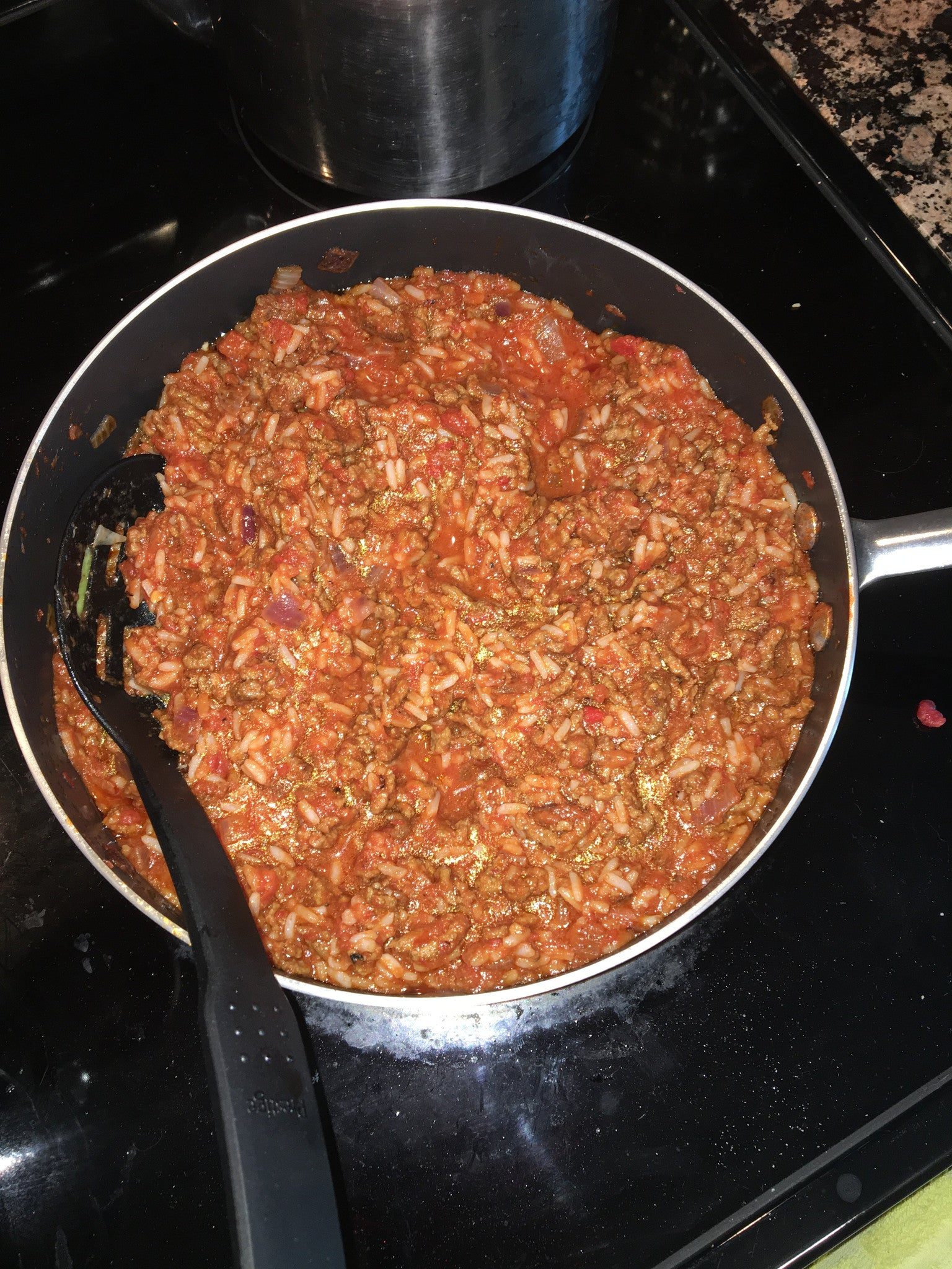 Fall Recipe Series: Deconstructed Cabbage Roll Casserole