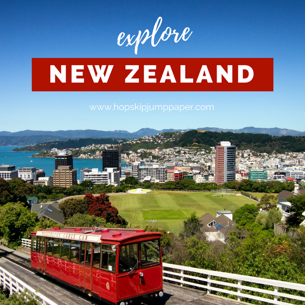 New Zealand: Experience the Cities