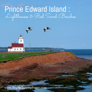 Prince Edward Island: Lighthouses and Red Sand Beaches