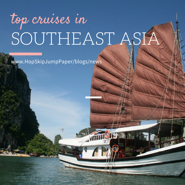 Southeast Asian Cruises
