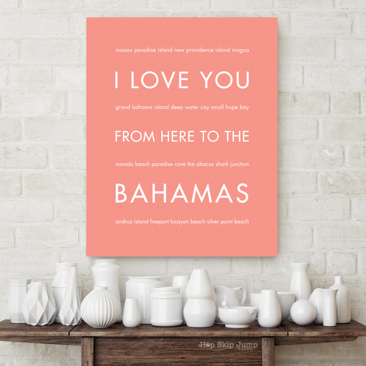PRODUCT REVIEW: I Love You From Here to the Bahamas