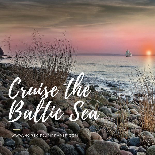 The Adventure of Cruising the Baltic Sea