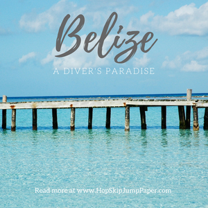 The Diver's Paradise of Belize
