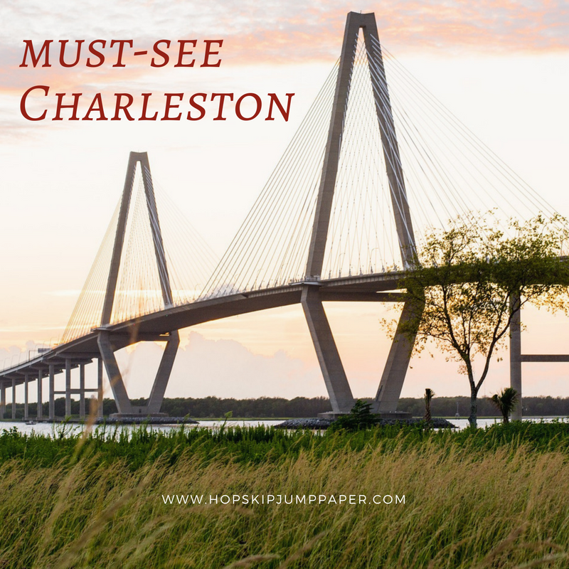 Family Travel: Charleston, SC