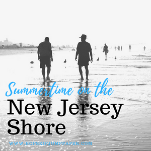 Summertime on the New Jersey Shore