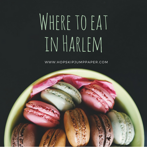 Eating Through Harlem