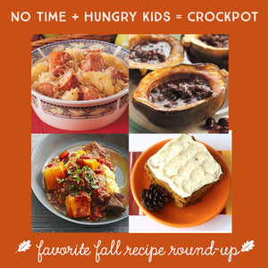 Super-Easy Fall Crockpot Ideas for Busy Families