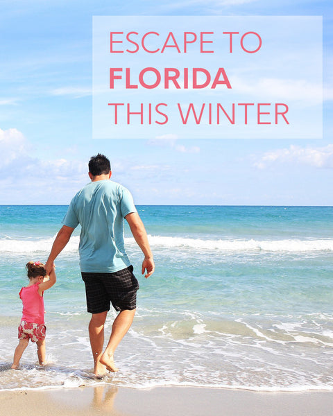 Escape to Florida's Hottest Beaches This Winter