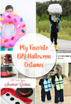 Easy Last-Minute DIY Costume Ideas