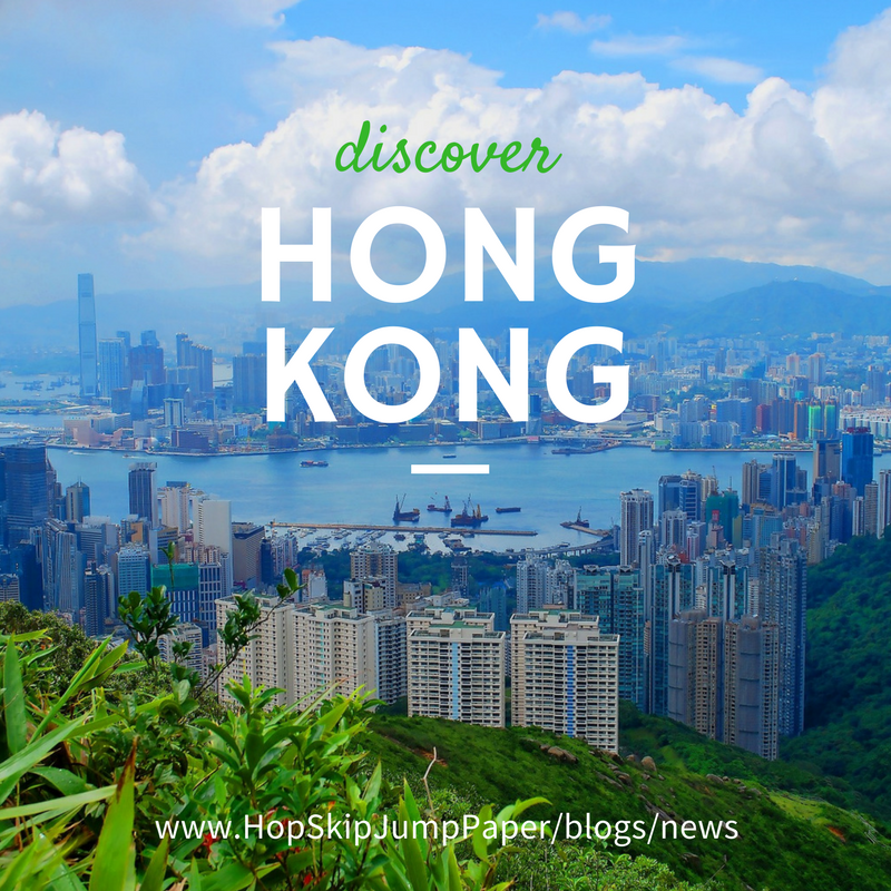 Experience the City of Hong Kong