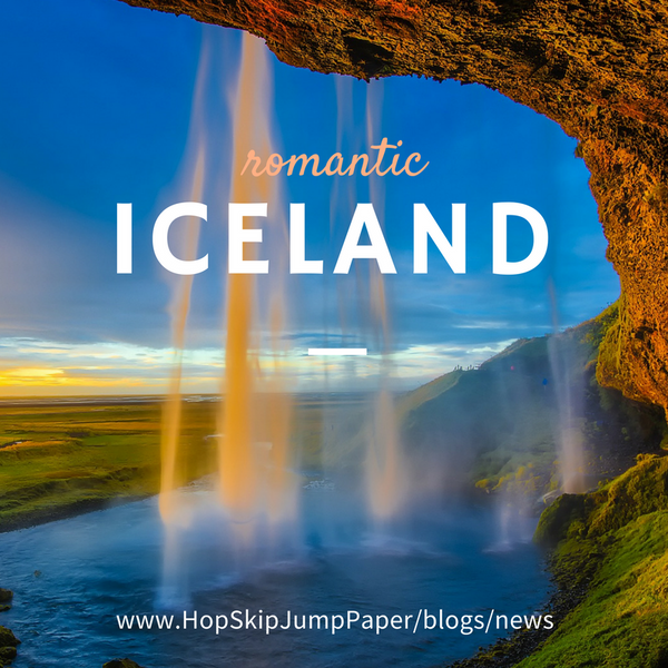 Three Romantic Spots in Iceland