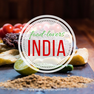 The Food-Lovers Guide to India