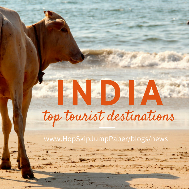 Guide to the Top Tourist Destinations in India