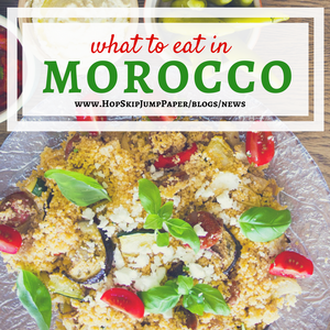 Food-Lovers Guide to Morocco