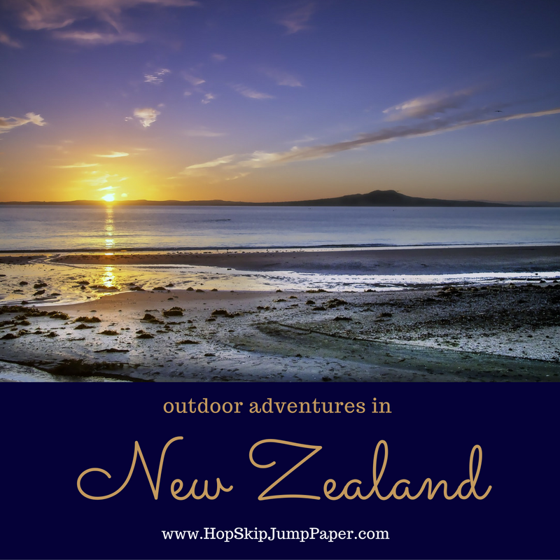 New Zealand: Outdoor Adventures Await
