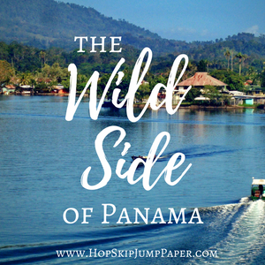Panama Central America, honeymoon travel blog destinations tips and photography at Hop Skip Jump Paper