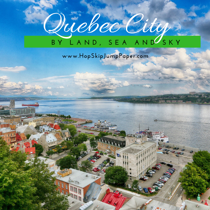 3 Ways to See Quebec City