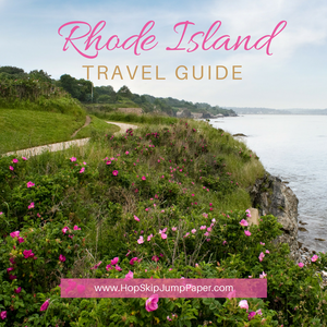 The Rhode Island Coast: Small but Mighty