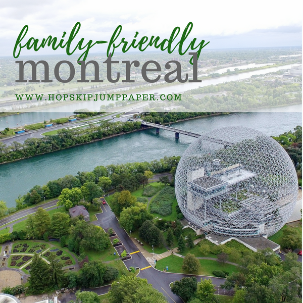 Top 7 Family-Friendly Attractions in Montreal