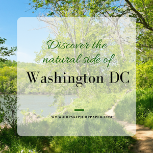 The Natural Side of Washington DC