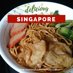 Five of the Best Local Authentic Dishes to Eat in Singapore