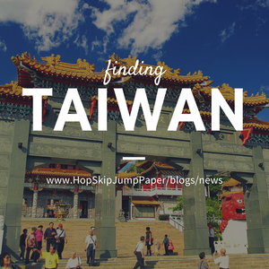 Six of the Most Scenic Spots in Taiwan