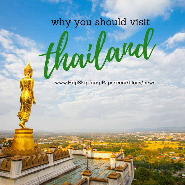 Why You Should Take a Trip to Thailand