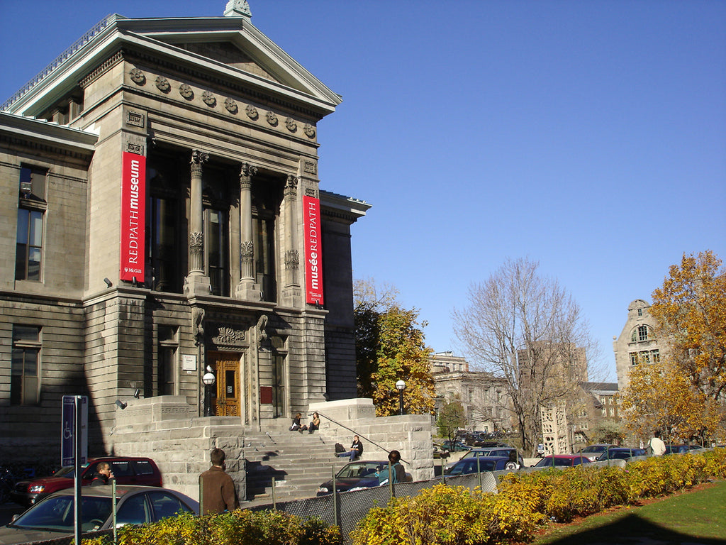 Redpath Museum Montreal