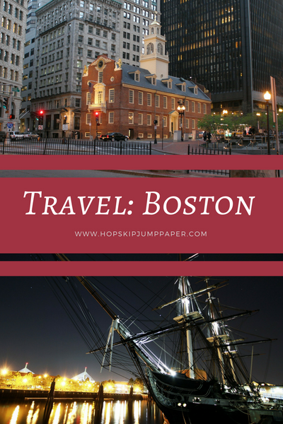 Travel Boston