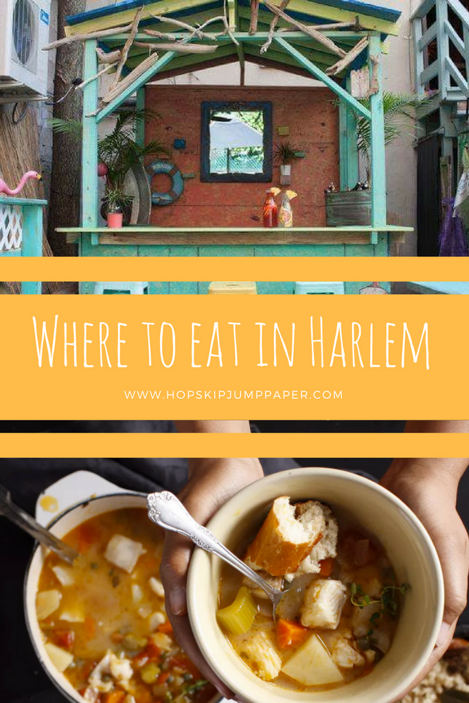 where to eat in harlem blog HopSkipJumpPaper