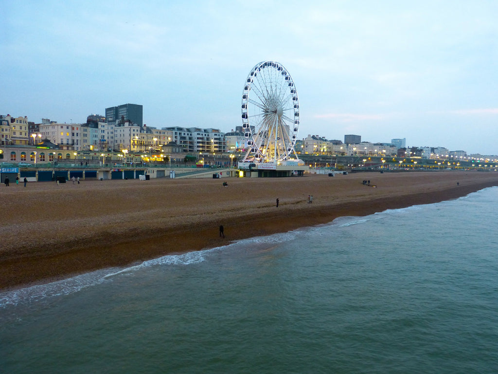 Brighton England winter
